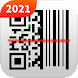 QRコードとバーコードスキャナー - Androidアプリ