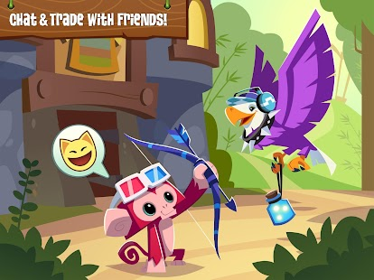 Animal Jam Screenshot