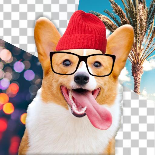 Dog Photo Editor - Background Changer and Eraser