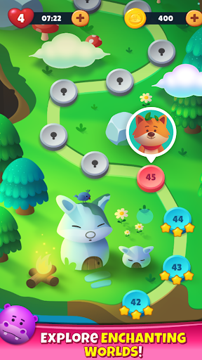 Bubble Shooter Pop Mania apktram screenshots 5