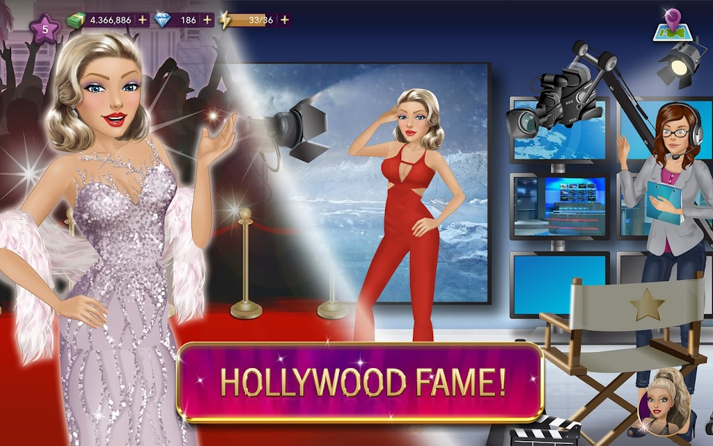Hollywood Story: Fashion Star  poster 9