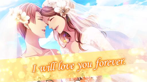 Love Tangle #Shall we date Otome Anime Dating Game 2.0.0 screenshots 2