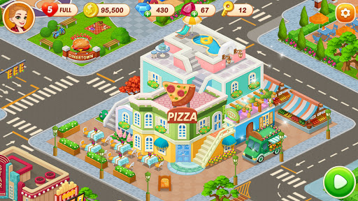 Crazy Diner: Crazy Chef's Kitchen Adventure android2mod screenshots 20