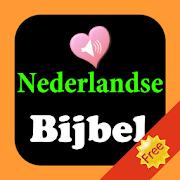 Dutch English bilingual Audio Holy Bible offline  Icon