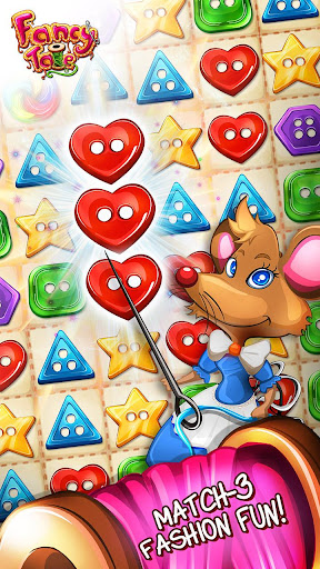Fancy Tale:Fashion Puzzle Game 37.1 screenshots 1