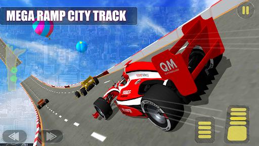 Formula Car Racing 3D -Mega ramp Car Driving Games Apkfinish screenshots 7