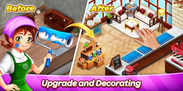Cafe Panic Cooking Restaurant Mod Apk , Cafe Panic Cooking Restaurant Download , New 2021 2