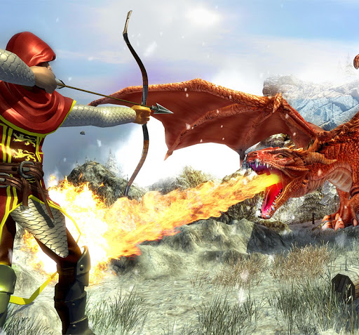 Flying Dragon Games : City Action 3D screenshots 9