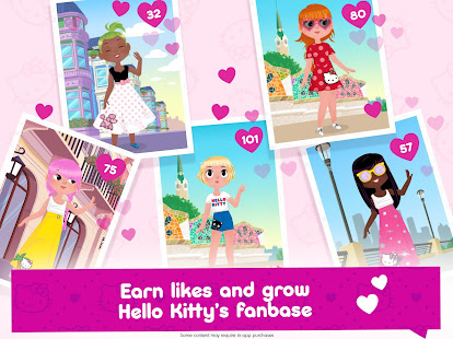 Hello Kitty Fashion Star 2.4 Screenshots 11