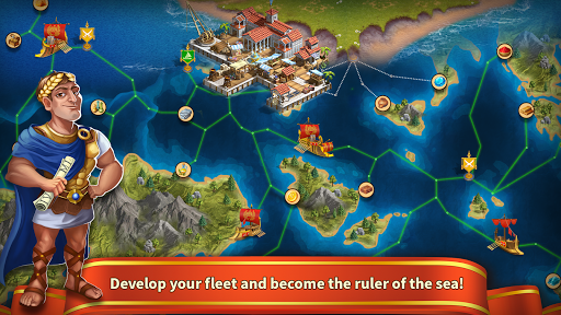 Rise of the Roman Empire: City Builder & Strategy 2.1.4 screenshots 7
