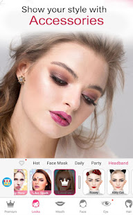 Face Makeup Editor - Beauty Selfie Photo Camera
