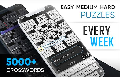 Crossword Puzzle Free 1.4.3.1 screenshots 1