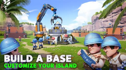 Top War: Battle Game  screenshots 4