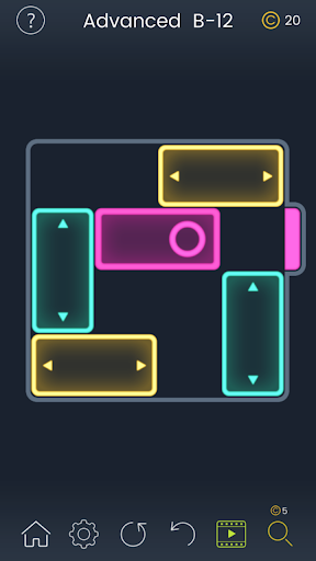Puzzle Glow : Brain Puzzle Game Collection screenshots 7