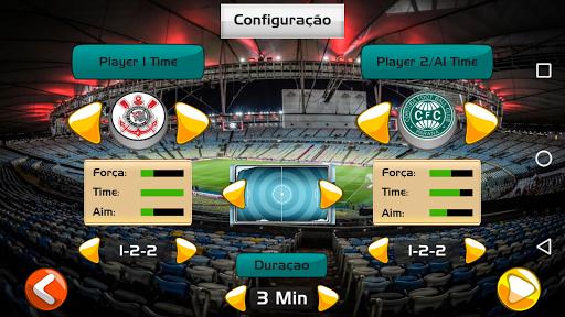 Futebol de Botu00e3o 5.8 screenshots 4