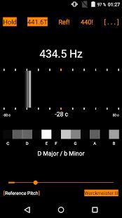 Harmonic Tuner Free