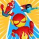 Superhero Race! - Androidアプリ