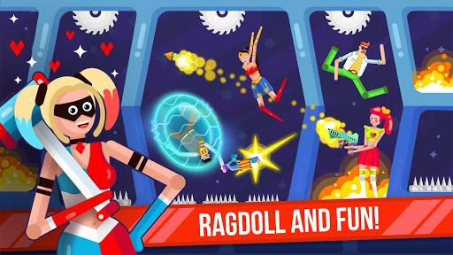 Ragdoll Rage: Heroes Arena screenshots 3