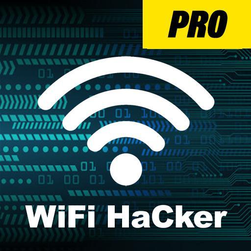 WiFi HaCker Simulator 2021 - Get WiFi Password