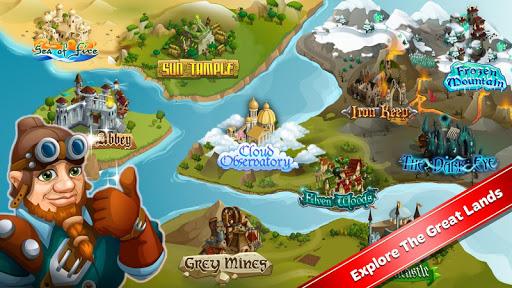 Solitaire Tales Live  screenshots 5