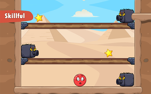 Bounce Ball 7 : Red Bounce Ball Adventure 1.3 screenshots 11