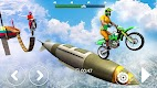 screenshot of Extreme Bike - Stunt Racing Game 2021