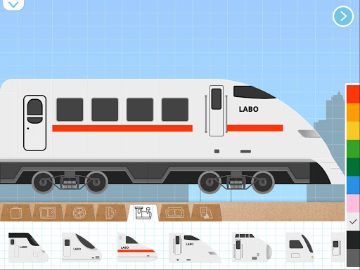 Labo Brick Train Build Game 4 Kids, Toodlers, Baby 1.7.346 Screenshots 13