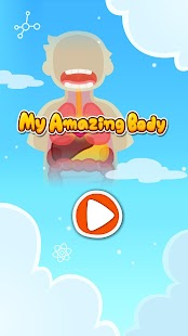 Baby Panda's Body Adventure Screenshot