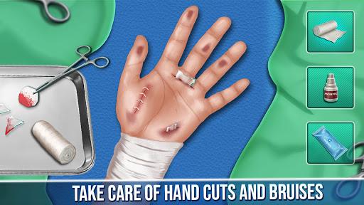 Open Heart Surgery New Games: Offline Doctor Games Apkfinish screenshots 9
