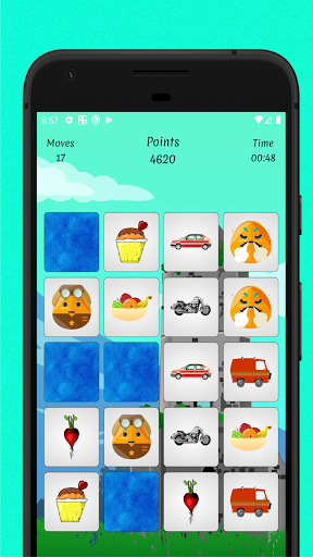 Cards Matching games. Find pairs, improve memory. goodtube screenshots 1