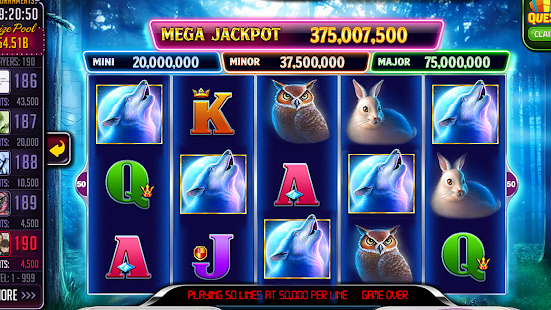 Vegas Downtown Slotsu2122 - Slot Machines & Word Games 4.52 Screenshots 3