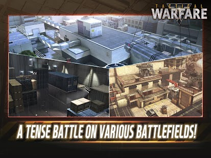 Tactical Warfare (CBT) Screenshot
