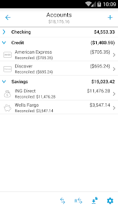 Home Budget with Sync 8