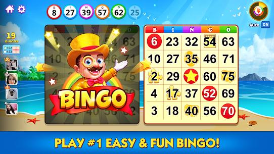 Bingo: Lucky Bingo Games Free to Play at Home 9