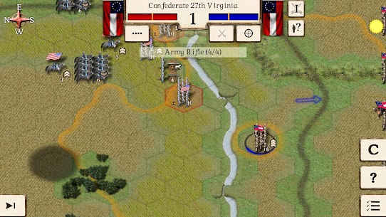 Great Battles of the American Civil War 2.0.5 Apk + Data 1
