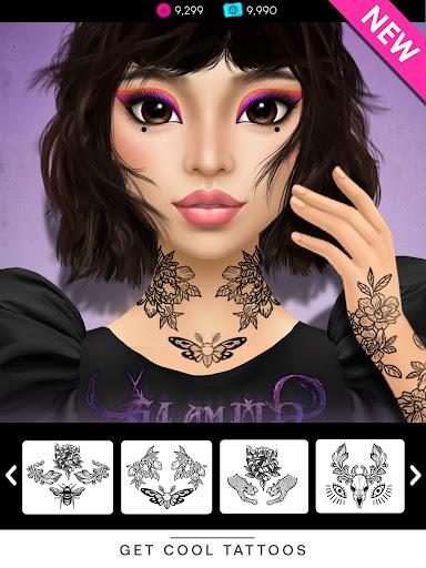 GLAMM'D - Fashion Dress Up Game 1.2.6 screenshots 10