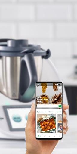 Official Thermomix Cookidoo App 1.2 Screenshots 1