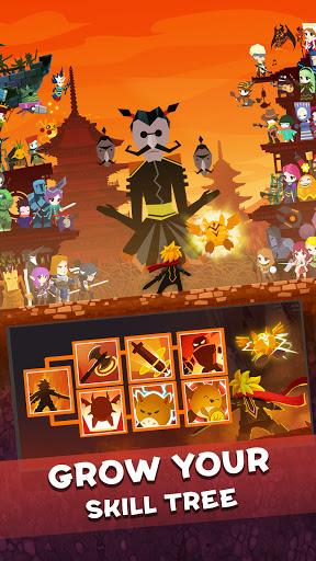 Tap Titans 2: Legends & Mobile Heroes Clicker Game 5.0.3 screenshots 7