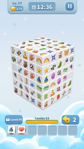 Cube Master 3D - Match 3 & Puzzle Game Apkfinish screenshots 5