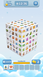 Free Cube Master 3D – Match 3  Puzzle Game 5
