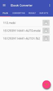 Ebook Converter Premium v1.13.1 MOD APK 3