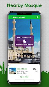 Prayer Times : Salah Time & Qibla Direction 1