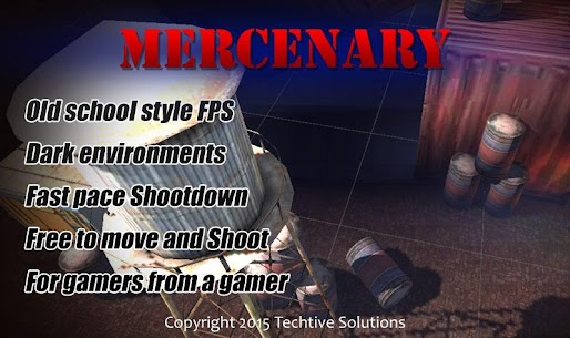 Mercenary Game Hack & Cheats 4