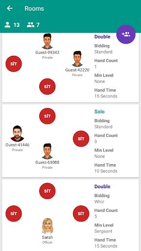 Spades Online apkmartins screenshots 1