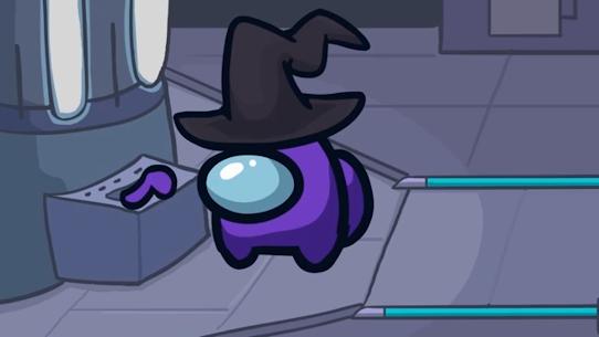 Mod Menu Among Us Mitos Team actualizado 2