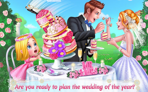 Wedding Planner ud83dudc8d - Girls Game 1.1.1 screenshots 5