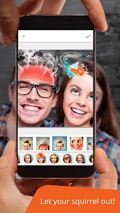 Avatars+ v1.34 MOD APK – masks and effects & funny face changer 1