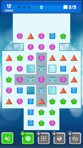 Shape Connect - Puzzle Game screenshots 1