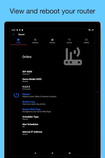 WiFi Blocker - Router Parental Control -Block WiFi 2.7.0.0407 Screenshots 17