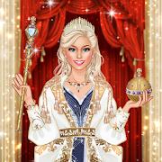 Royal Dress Up - Queen Fashion Salon